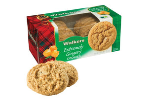Walkers Extremely Gingery Cookies - Capital Wholesalers
