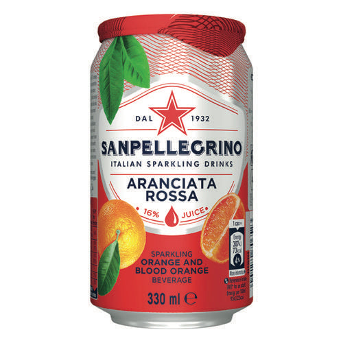 Orange & Blood Oranges, Sanpellegrino (6x330ml)