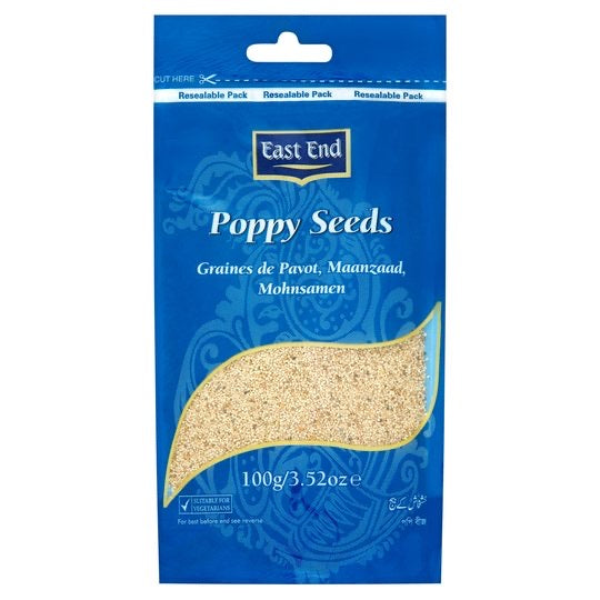 Poppy Seeds, East End (100g)