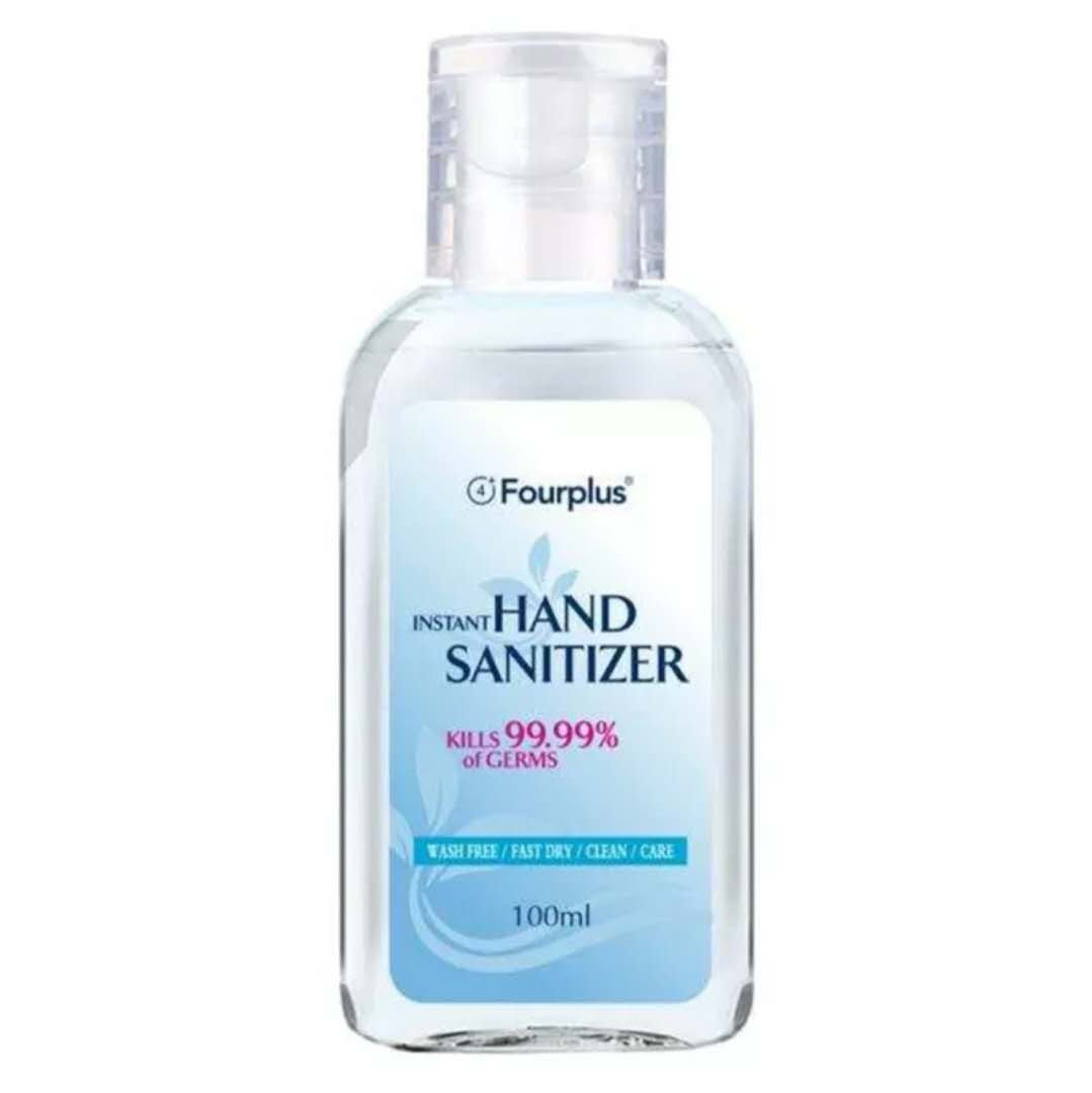 Hand Sanitiser, Kills 99.9% of Germs (100ml)