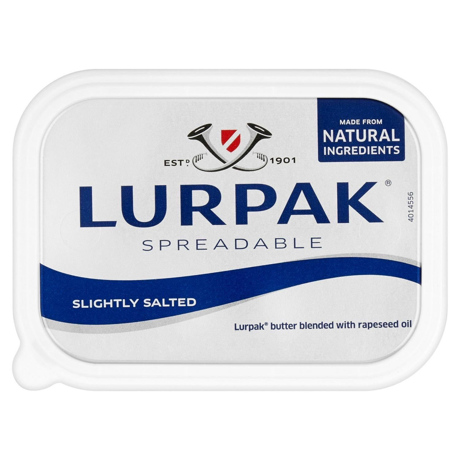 Lightly Salted Spreadable, Lurpak (250g)