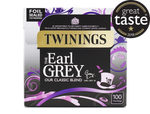 Load image into Gallery viewer, Earl Grey Tea, Twinings (100 bags)