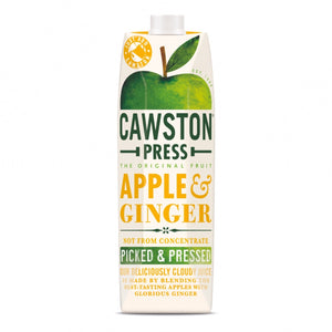 Apple & Ginger Juice, Cawston Press (1ltr)