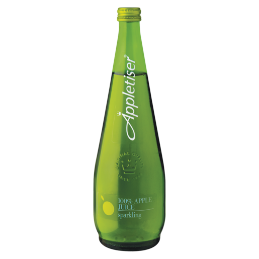100% Sparkling Apple Juice , Appletiser (750ml)