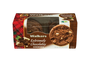 Walkers Extremely Chocolatey Cookies - Capital Wholesalers