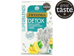 Load image into Gallery viewer, Superblends Detox Tea, Twinings (20 envelopes)