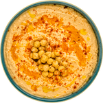Load image into Gallery viewer, Red Pepper Heavenly Houmous, Ramona's Kitchen (750g)