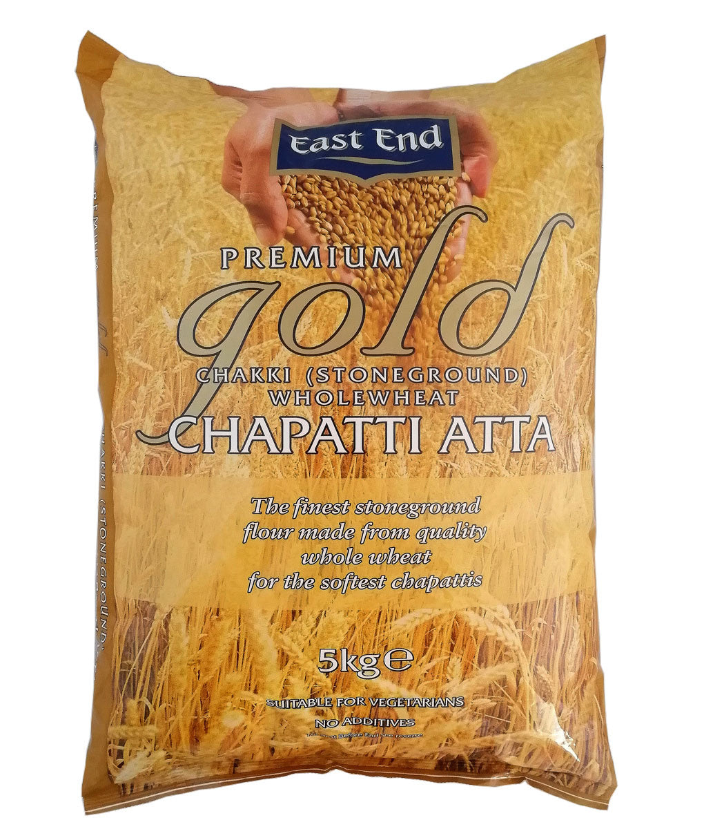 Premium Gold Chapatti Flour, East End (1.5kg)