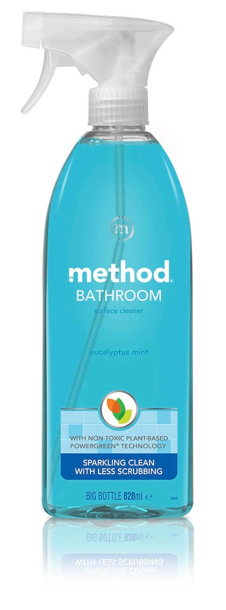 Bathroom Cleaner Spray, Method (828ml)