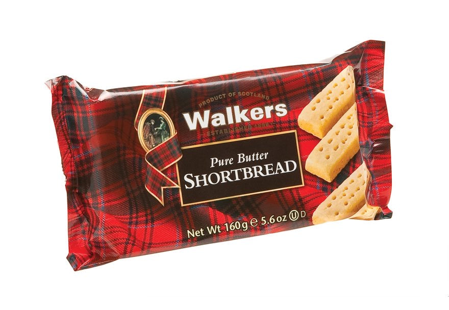 Walkers Short Bread Fingers - Capital Wholesalers