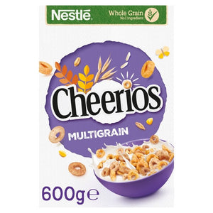 Cheerios Multigrain Cereal,  Nestle (600g)