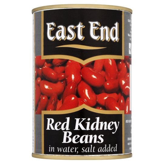 Red Kidney Beans, East End (400g)