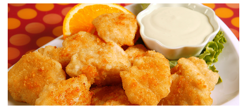 NUGGETS DE POLLO LIGHT