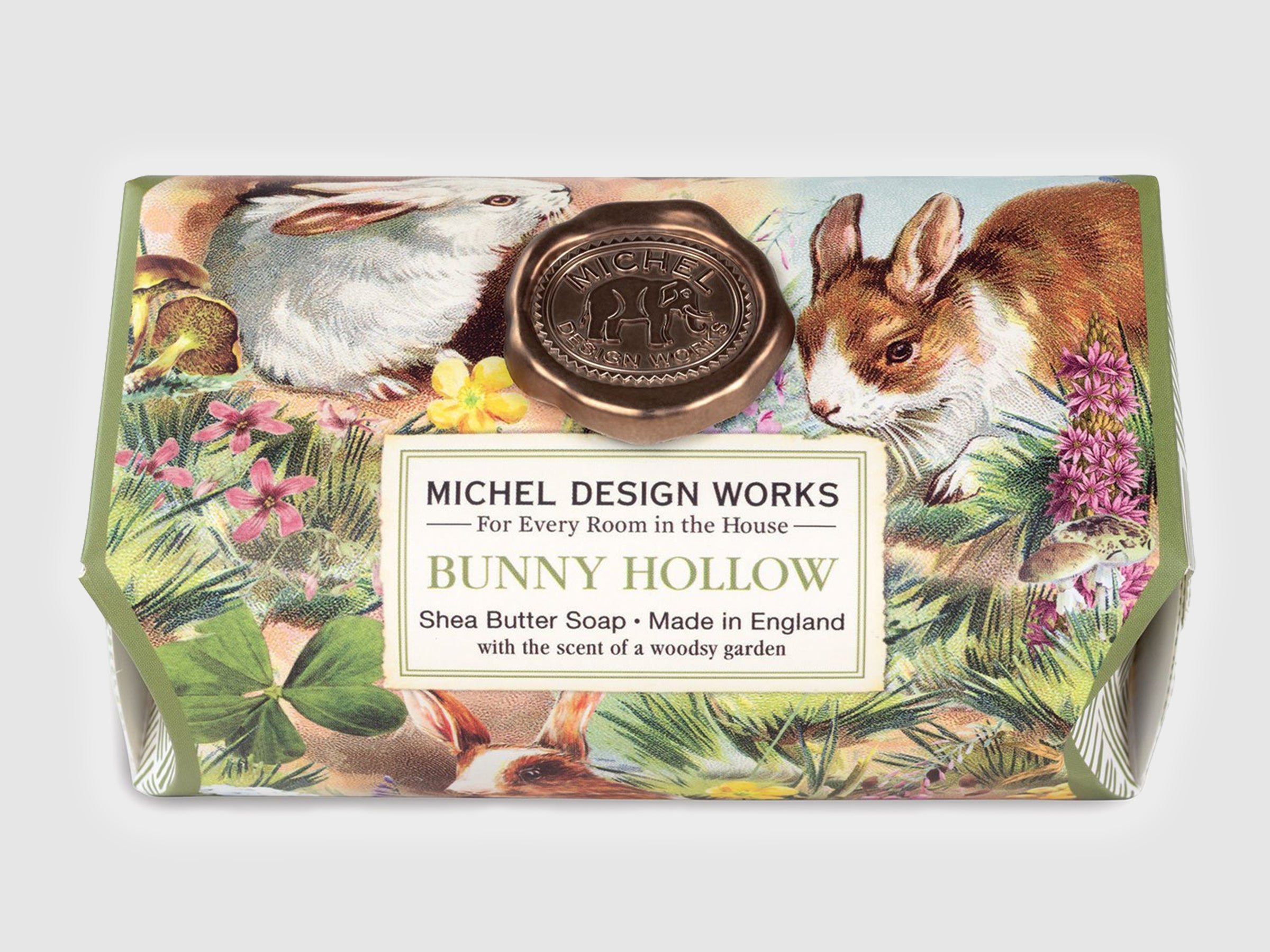 Bunny Hollow Large Bath Soap
