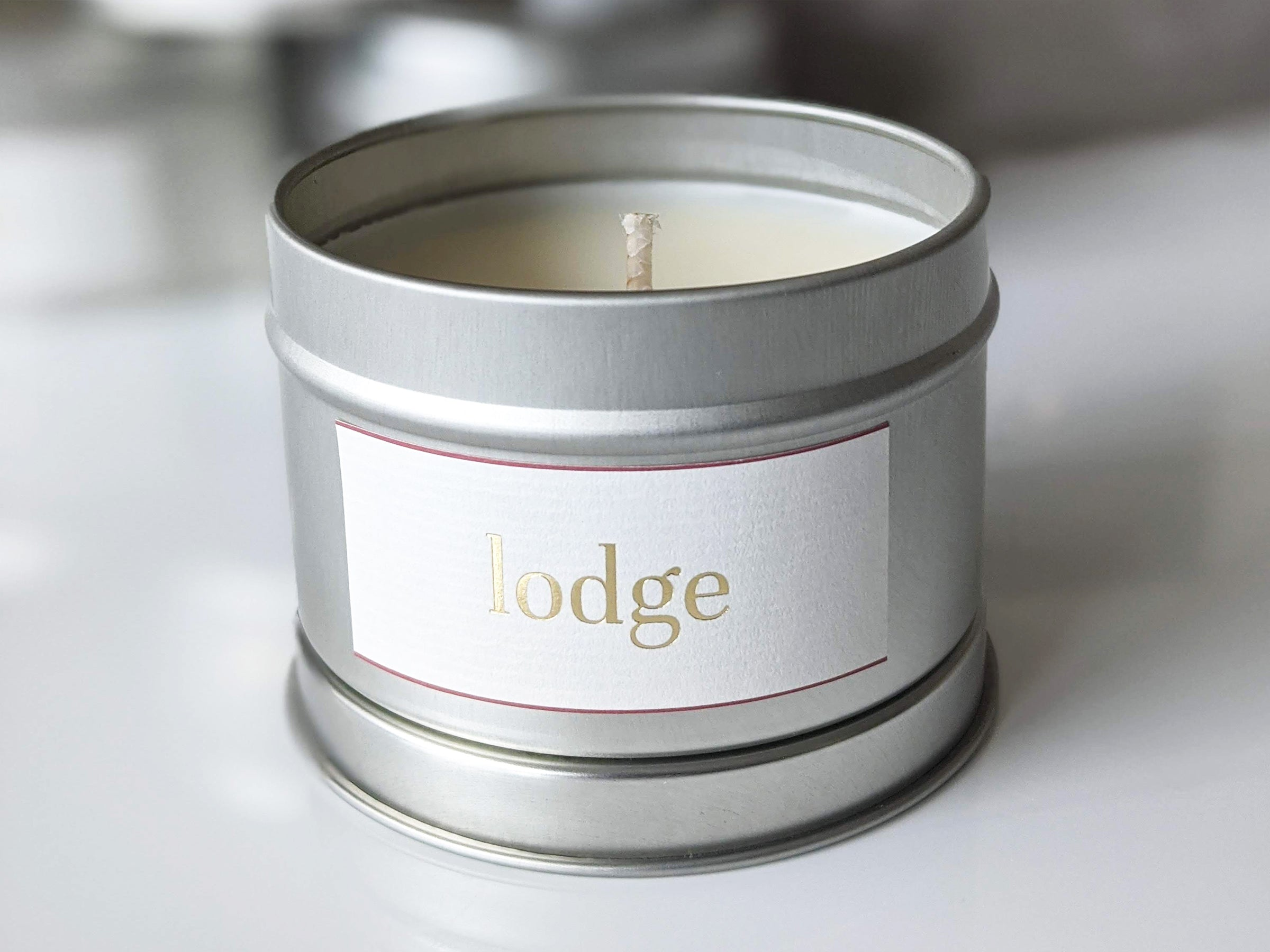 Lodge Candle