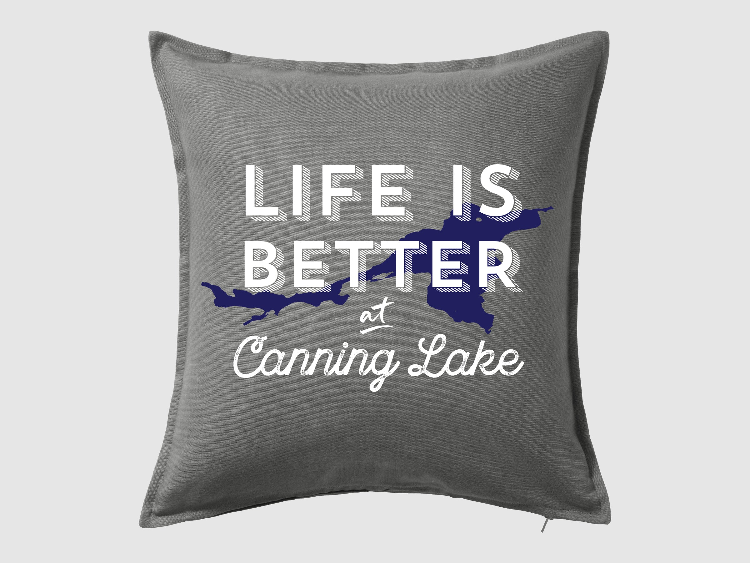 Life is Better - Pillow Cover Only