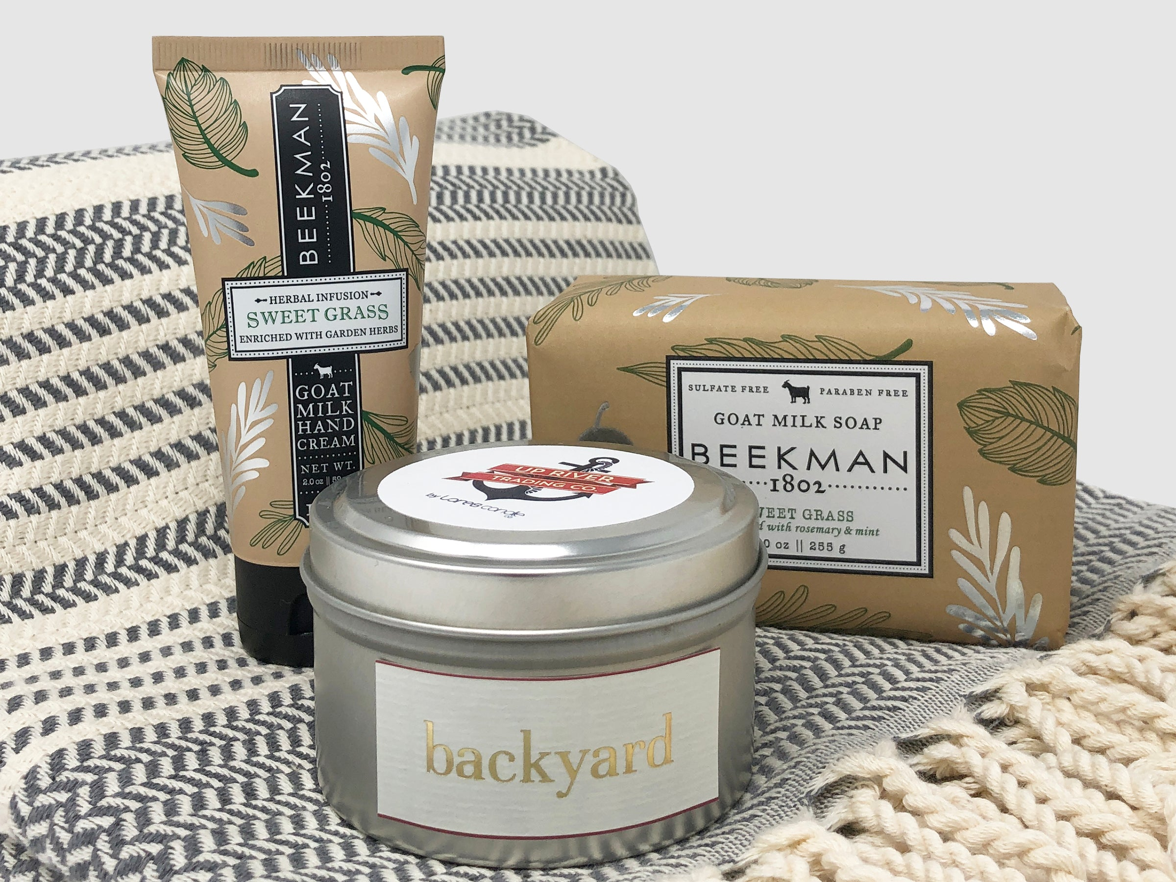 Mothers Day Gift Bundle - Sweet Grass