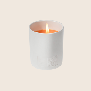 Valencia Orange - Ceramic Candle