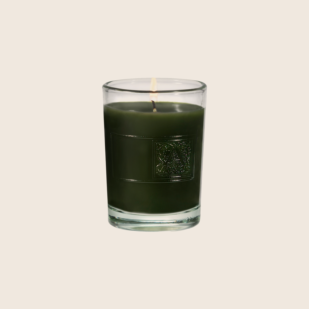 The Smell of Tree - Glass Votive Candle
