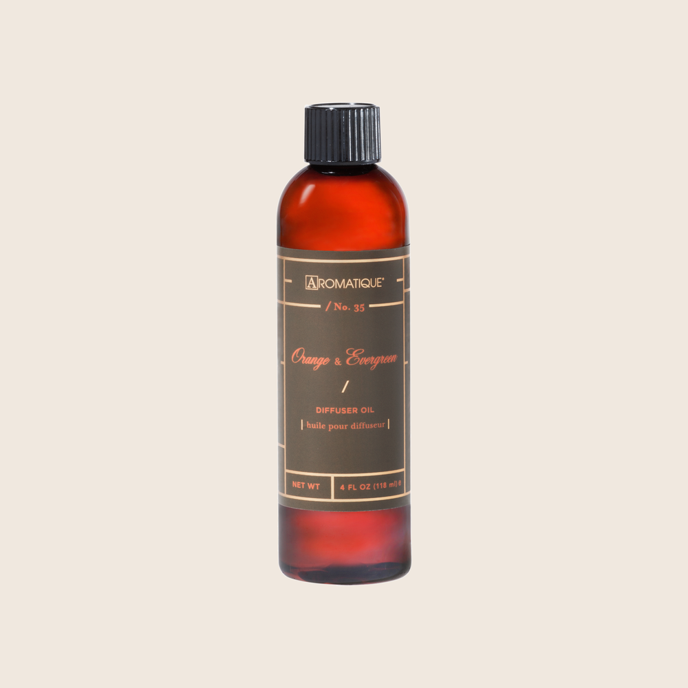 Orange & Evergreen - Diffuser Oil
