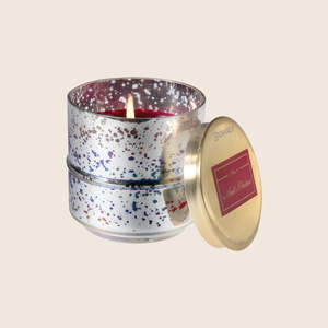 The Smell Of Christmas - SM Metallic Candle - Aromatique