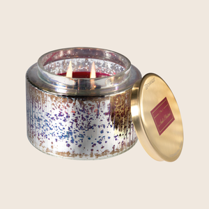 The Smell of Christmas - LG Metallic Candle - Aromatique