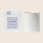 Viola Driftwood - Ceramic Boxed Candle