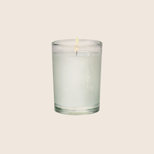 The Smell Of Spring® Votive Candle brings your ideal spring garden into your home with floral fragrances of hyacinth, jasmine, and rose, touched lightly with lily of the valley. Our candles are all hand-poured in Arkansas. Made with a proprietary wax blend, ethically sourced containers and cotton wicks. Light one of these aromatic candles and transport yourself to a memory or emotion.