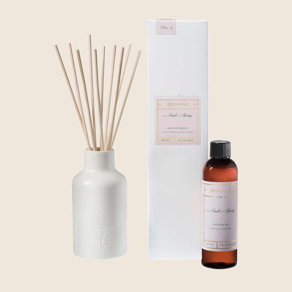 The Smell of Spring® - Reed Diffuser Set