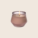 White Amaryllis & Rosemary - Mini Tinted Glass Candle