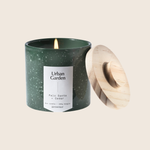 Palo Santo & Cedar - Speckled Ceramic Candle