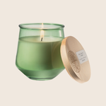 Palo Santo & Cedar - Tinted Glass Candle
