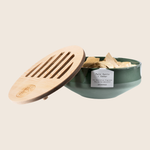 Palo Santo & Cedar - Decorative Fragrance Bowl