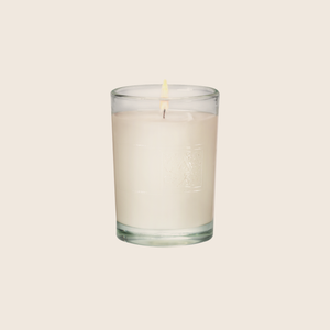 Load image into Gallery viewer, Gingerbread Brûlée - Votive Glass Candle