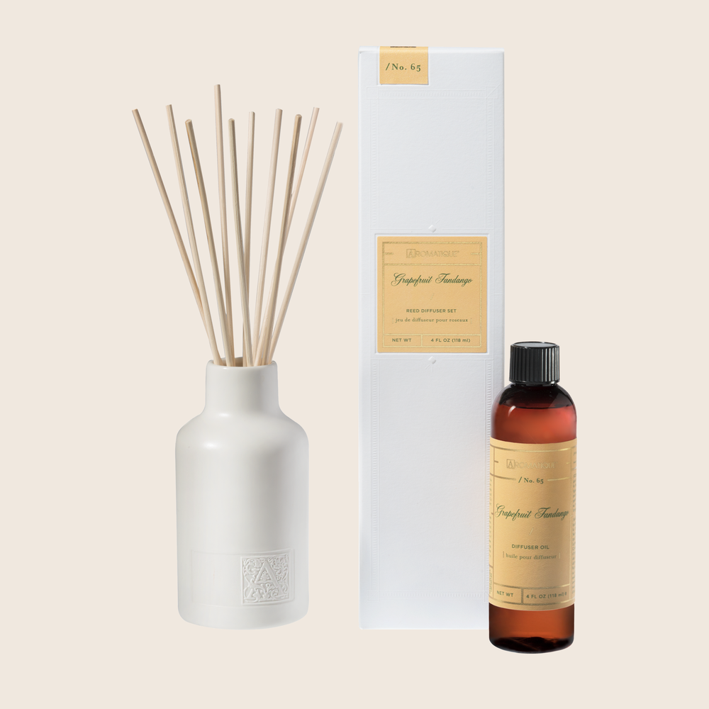 Grapefruit Fandango - Reed Diffuser Set