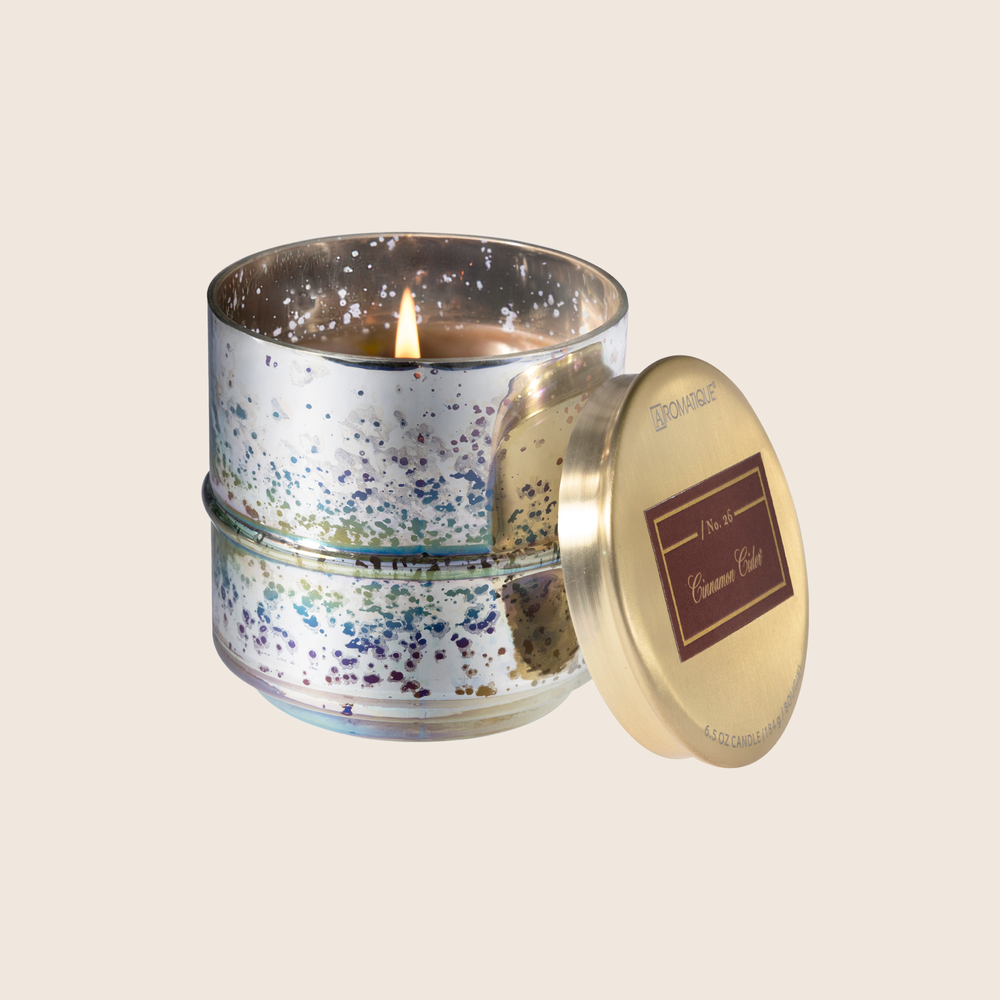 Cinnamon Cider® - SM Metallic Candle