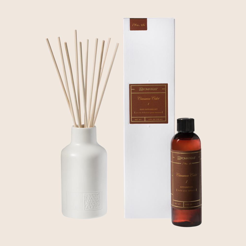 Load image into Gallery viewer, Cinnamon Cider® - Reed Diffuser Set