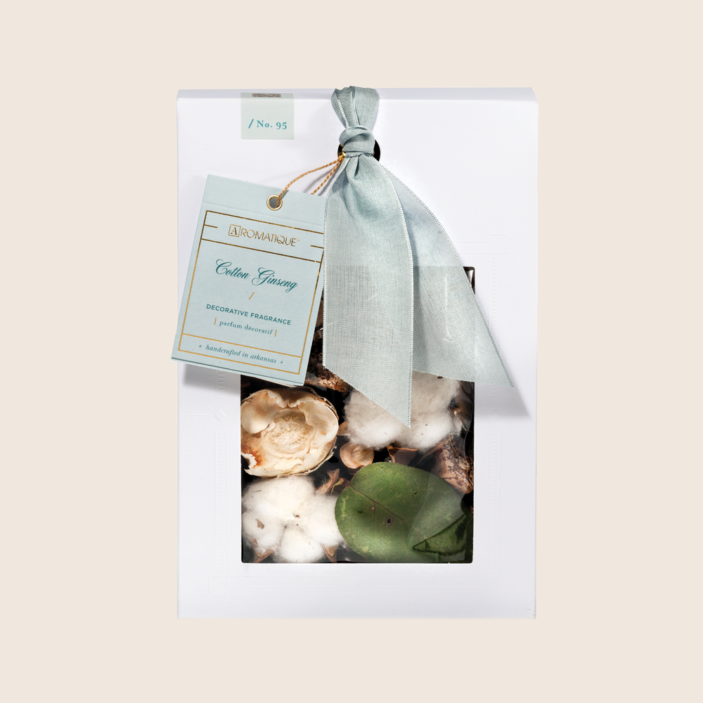 Load image into Gallery viewer, Cotton Ginseng - Pocketbook Decorative Fragrance