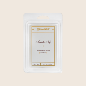 Amaretto Nog - Aroma Wax Melts