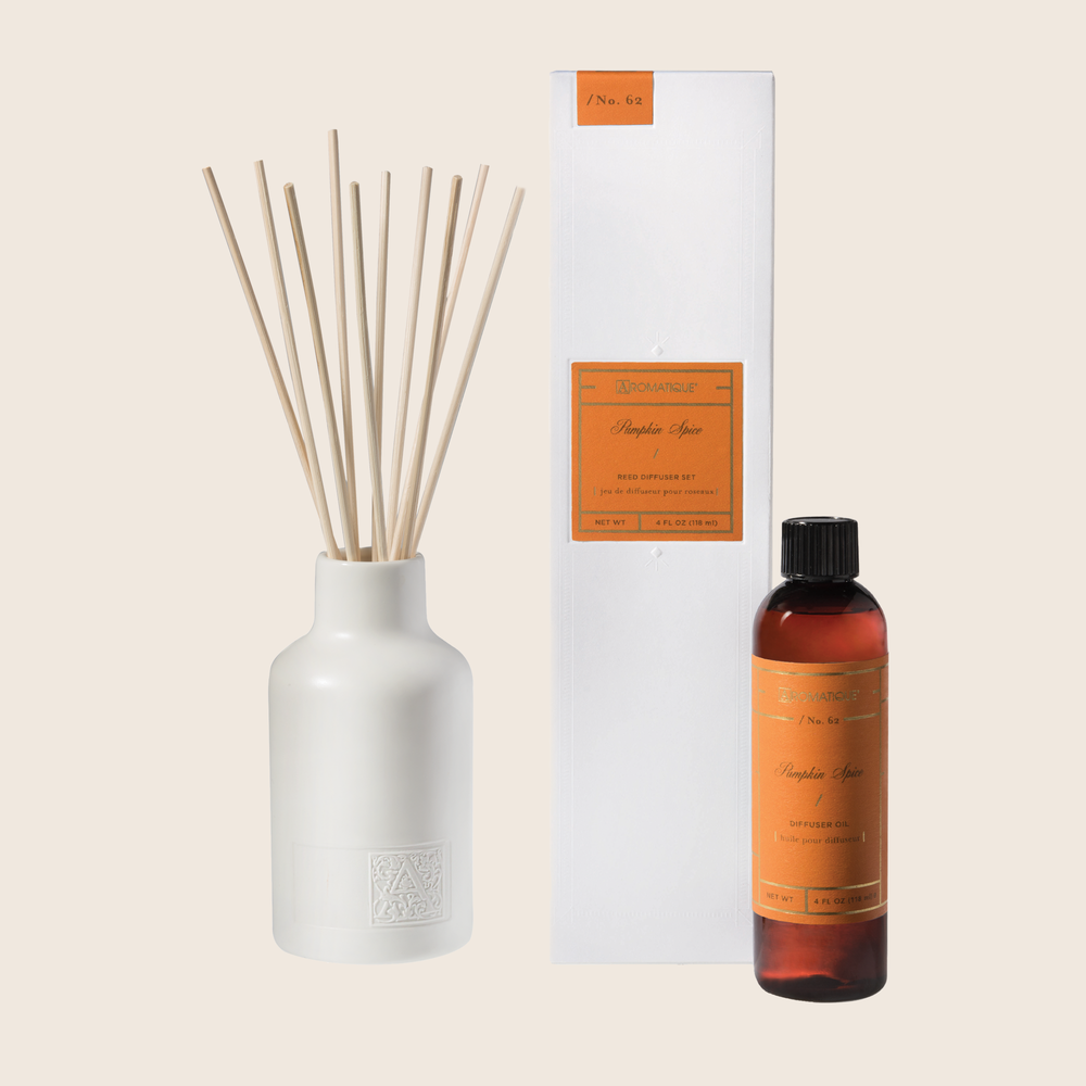 Load image into Gallery viewer, Pumpkin Spice - Reed Diffuser Set