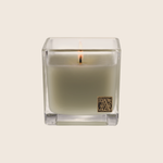 Fresh Hydrangea - Cube Glass Candle