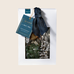 The Smell of Winter - Decorative Fragrance Pocketbook