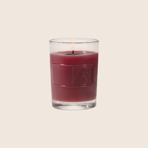 Vanilla Rosewater - Votive Glass Candle