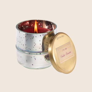Load image into Gallery viewer, Vanilla Rosewater - SM Metallic Candle