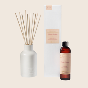 Load image into Gallery viewer, Vanilla Rosewater - Reed Diffuser Set