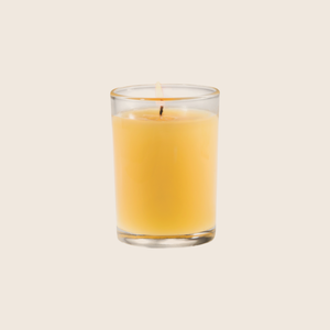 The Agave Pineapple Votive Candle has a lush, fruity floral blend of pineapples and rosewood paired with sweet agave and jasmine fragrance. Our candles are all hand-poured in Arkansas. Made with a proprietary wax blend, ethically sourced containers and cotton wicks. Light one of these aromatic candles and transport yourself to a memory or emotion.