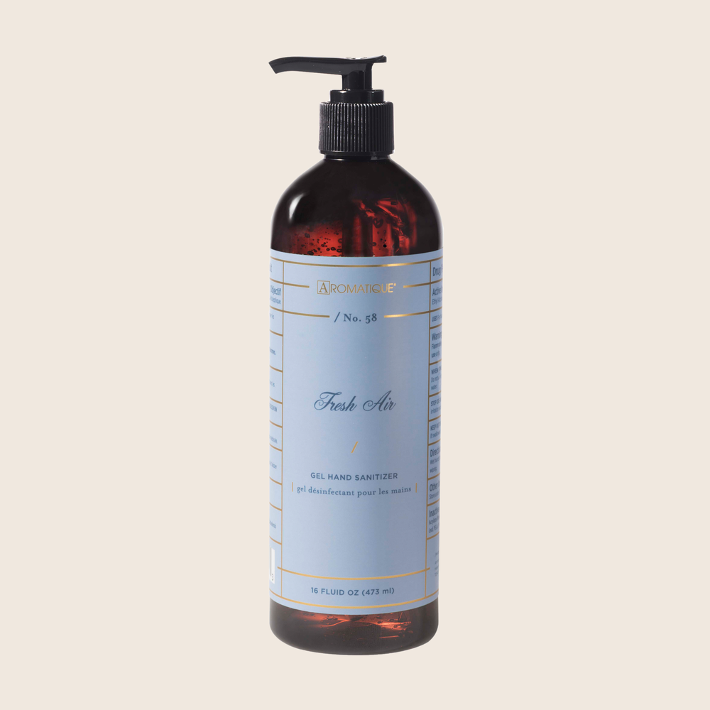Fresh Air - 16oz Gel Hand Sanitizer