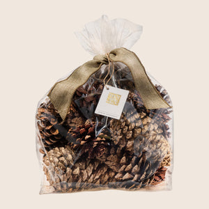 The Smell Of Tree - Pinecone Bag