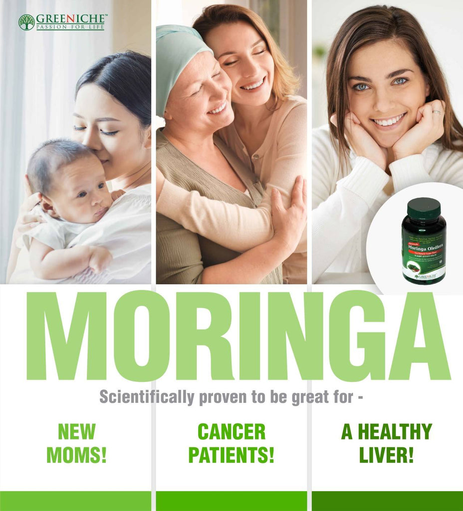 Moringa Helps Increase Milk Production in Lactating Mothers