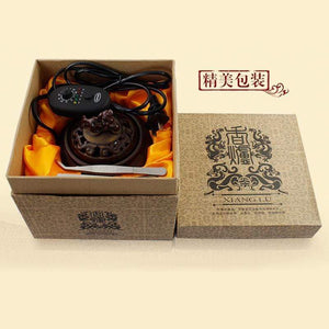 Discover Dragon ceramic electric incense burner Botana RX . Shop Perfumarie
